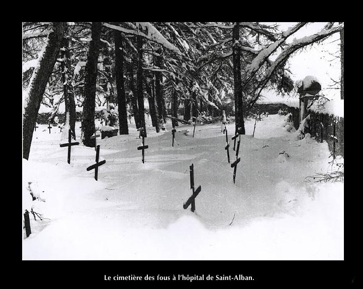 cimetières des Fous